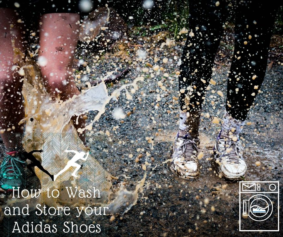How to Wash and Store Adidas shoes