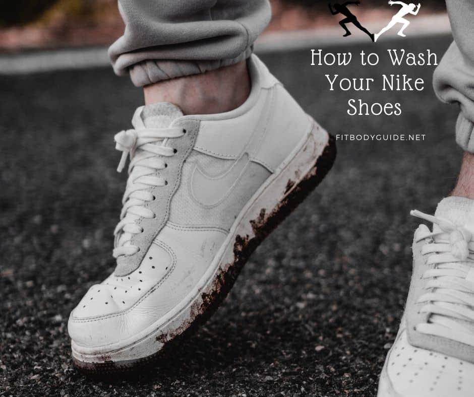 Dirty Nike Sneakers